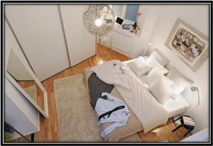 Luxury of Small Bedrooms