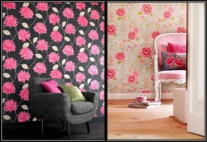 The Floral Designs wallpaper