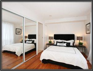 classy small bedroom