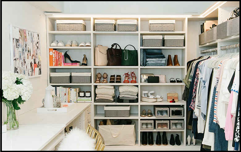 customized wardrobes