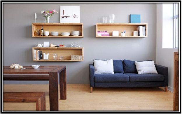 movable wall shelves