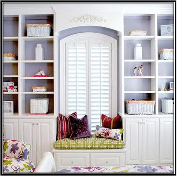 open shelf