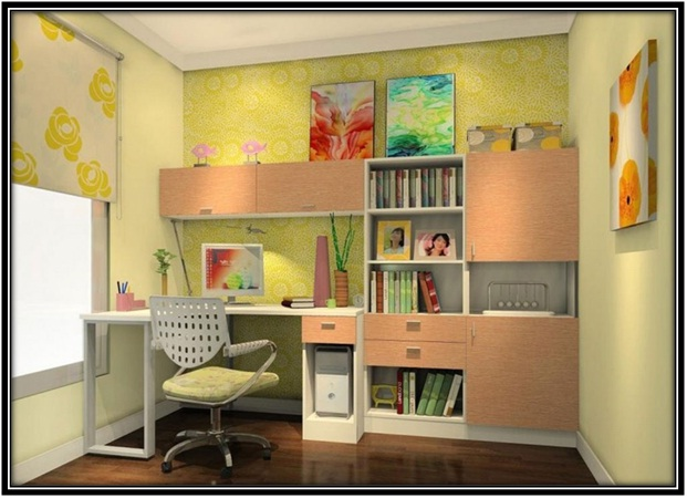 study room for your kid