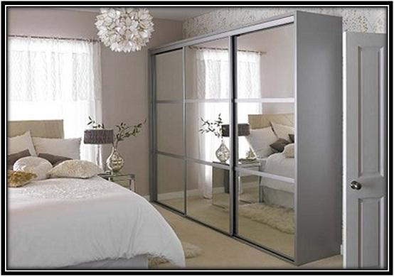 mirrored-wardrobes