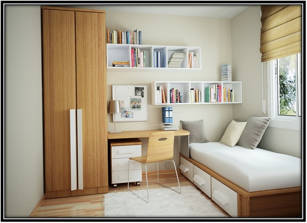 Tricks For Small Bedrooms