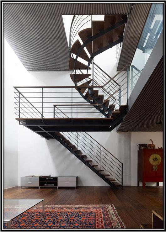 wood-metal-staircase