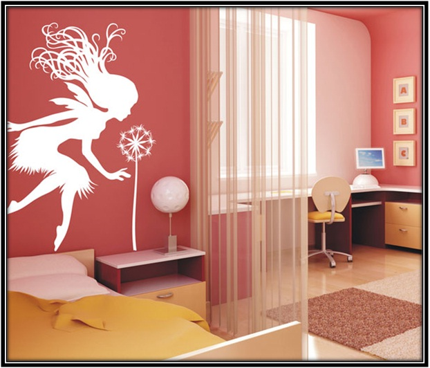 ideas to decorate kids' room