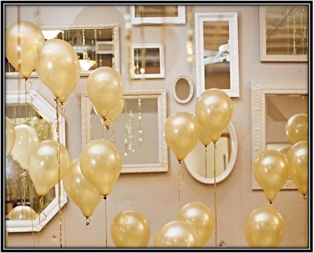 Balloons decorationn