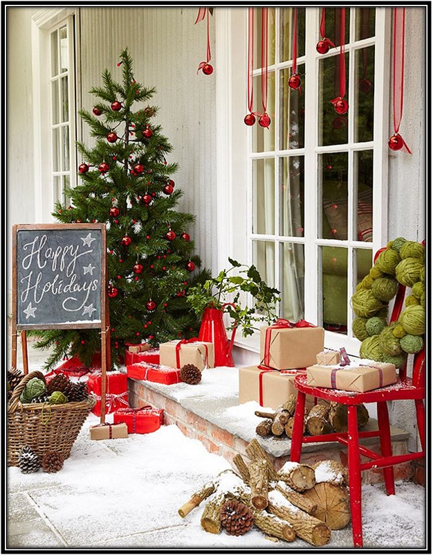 ideas for home decoration this Christmas