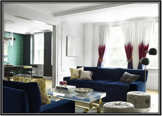 living room look luxurious