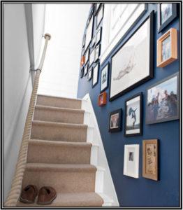 make staircase fascinating