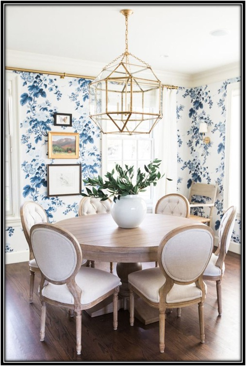 Ideas about dining room decoration