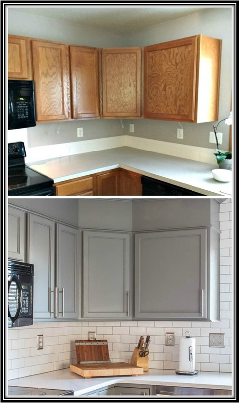 before after kitchen remodeling