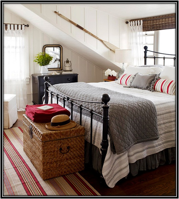look and feel of your bedroom