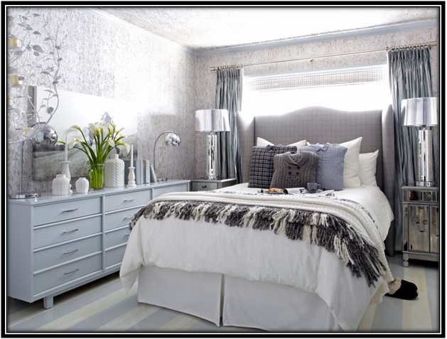 make your bedroom as warm