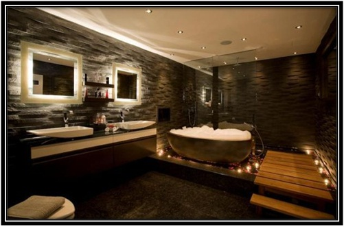 Bathrooms and Spas