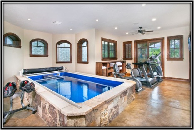 Lap Pool Gym