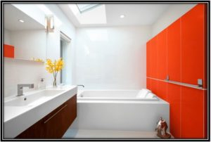 Opt for accent walls