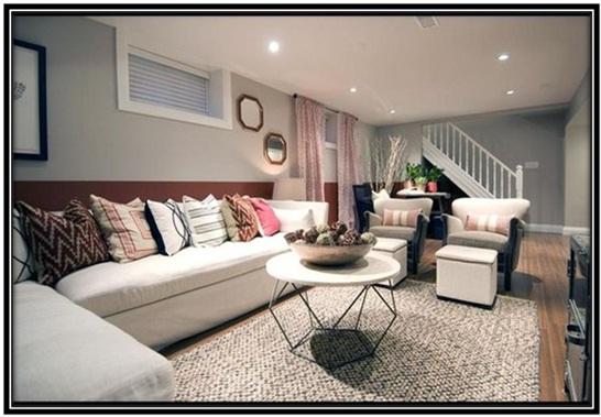 beautiful basement design ideas