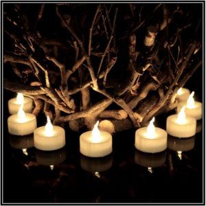 Outdoor Candles Home Decor Ideas