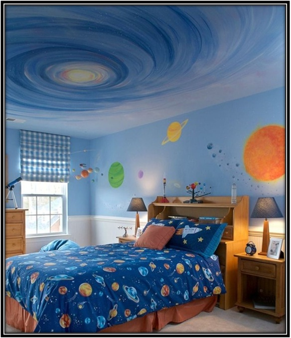 wall paint ideas for kids room