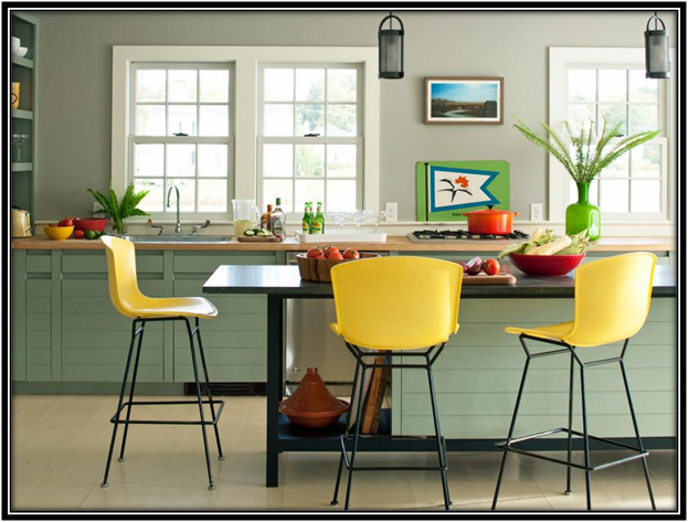 Colorful Home Decor Ideas for you Kitchen