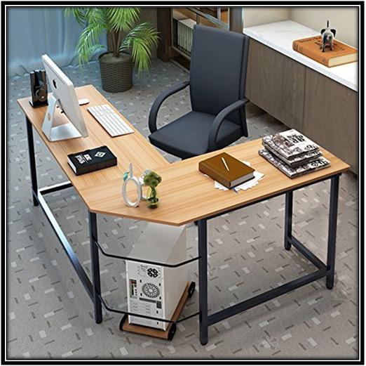 Computer Table Office Home Decor Ideas