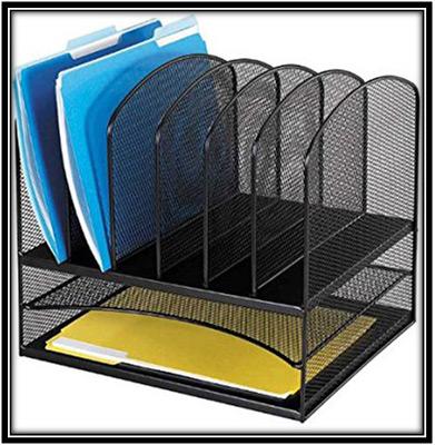 Desktop Organizer Office Home Decor Ideas