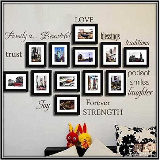 Family Picture Home Decor Ideas