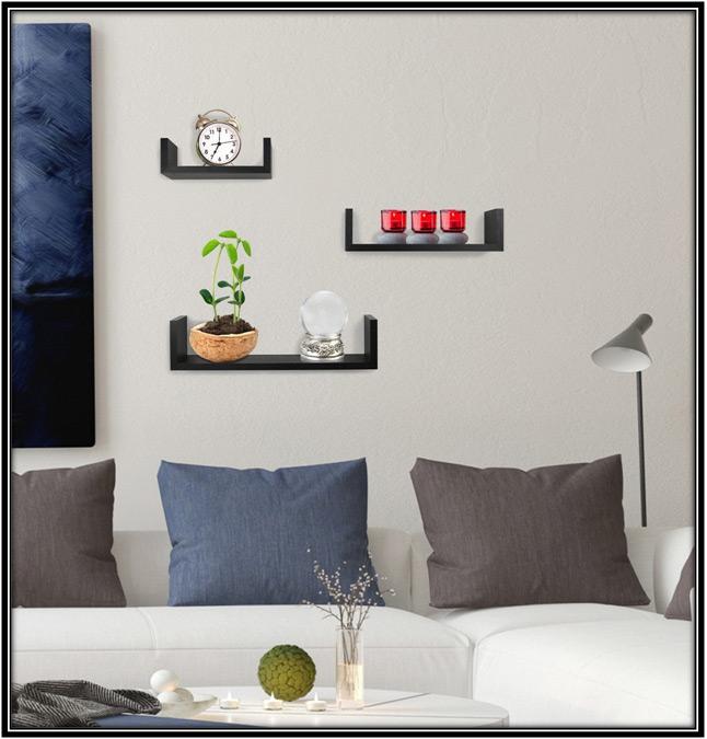 Floating Shelves Home Decor Ideas