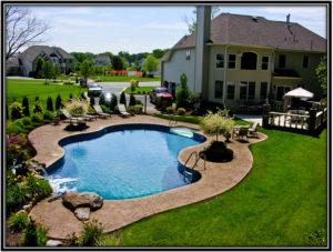 Fun Swimming Pool Home Decor Ideas