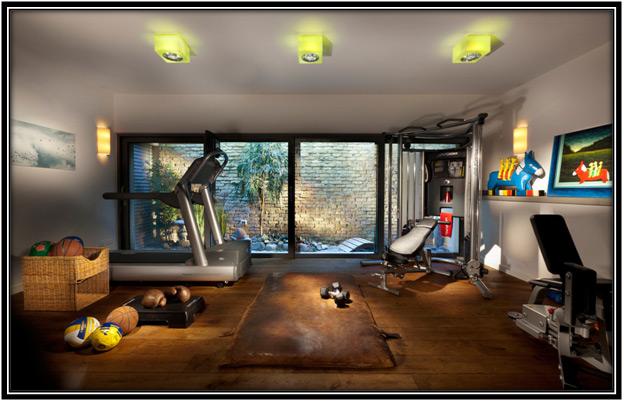 Home Decor Ideas For Home Gym