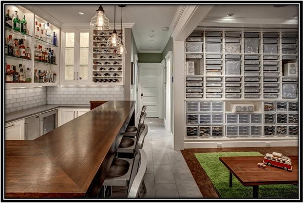 Home Decor Ideas for Basement
