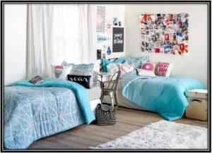 Home Decor Ideas for a Chick Dorm Room