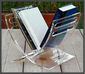 Living Room Stylish Magazine Racks