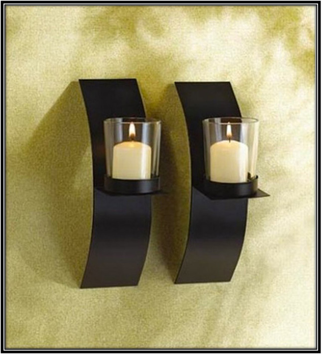 Scone Candle Holders Home Decor Ideas
