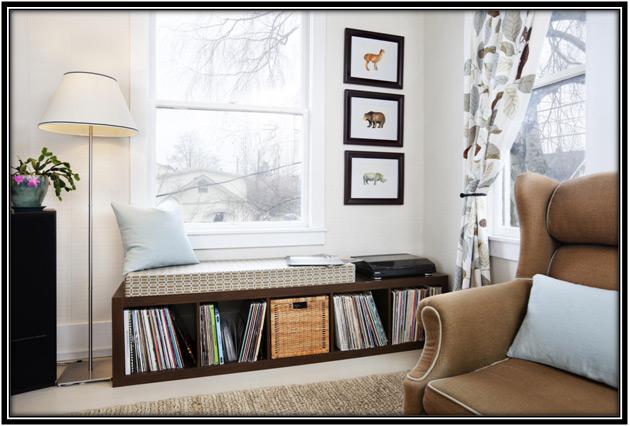 Ideal Reading Nook Home Decor Ideas