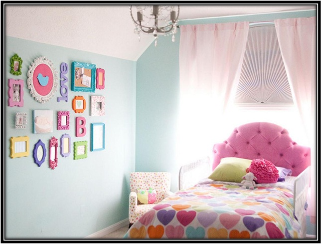 kids' room decoration