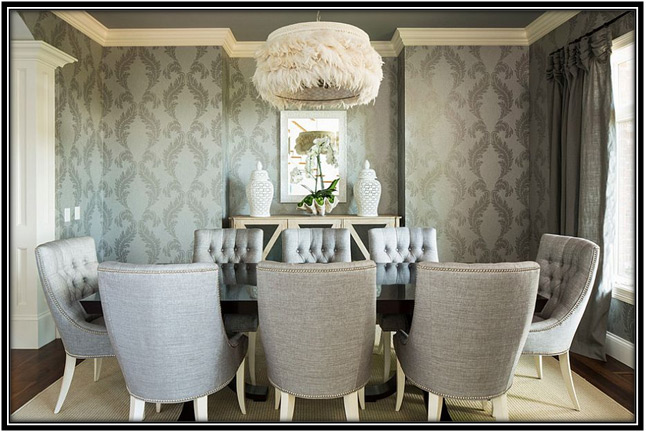 Texture Patterned Gray Home Decor Ideas