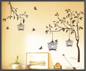 Decorate With PVC Vinyl Stickers Home Decor Ideas