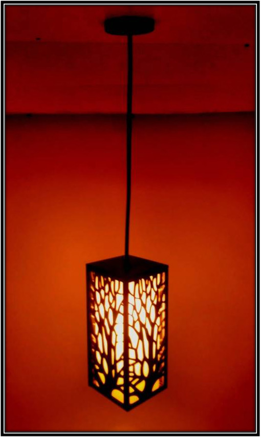 Elegant Ambience With Laser Lamp Home Decor Ideas