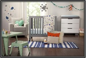 Mini crib set for the perfect bedding - home decor ideas