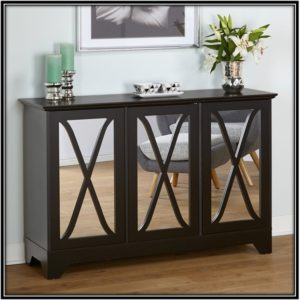 Reflection Buffet for kitchen decoration - home decor ideas