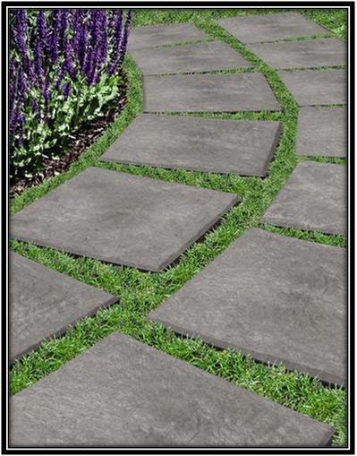 Strong Geometry Garden Home Decor Ideas