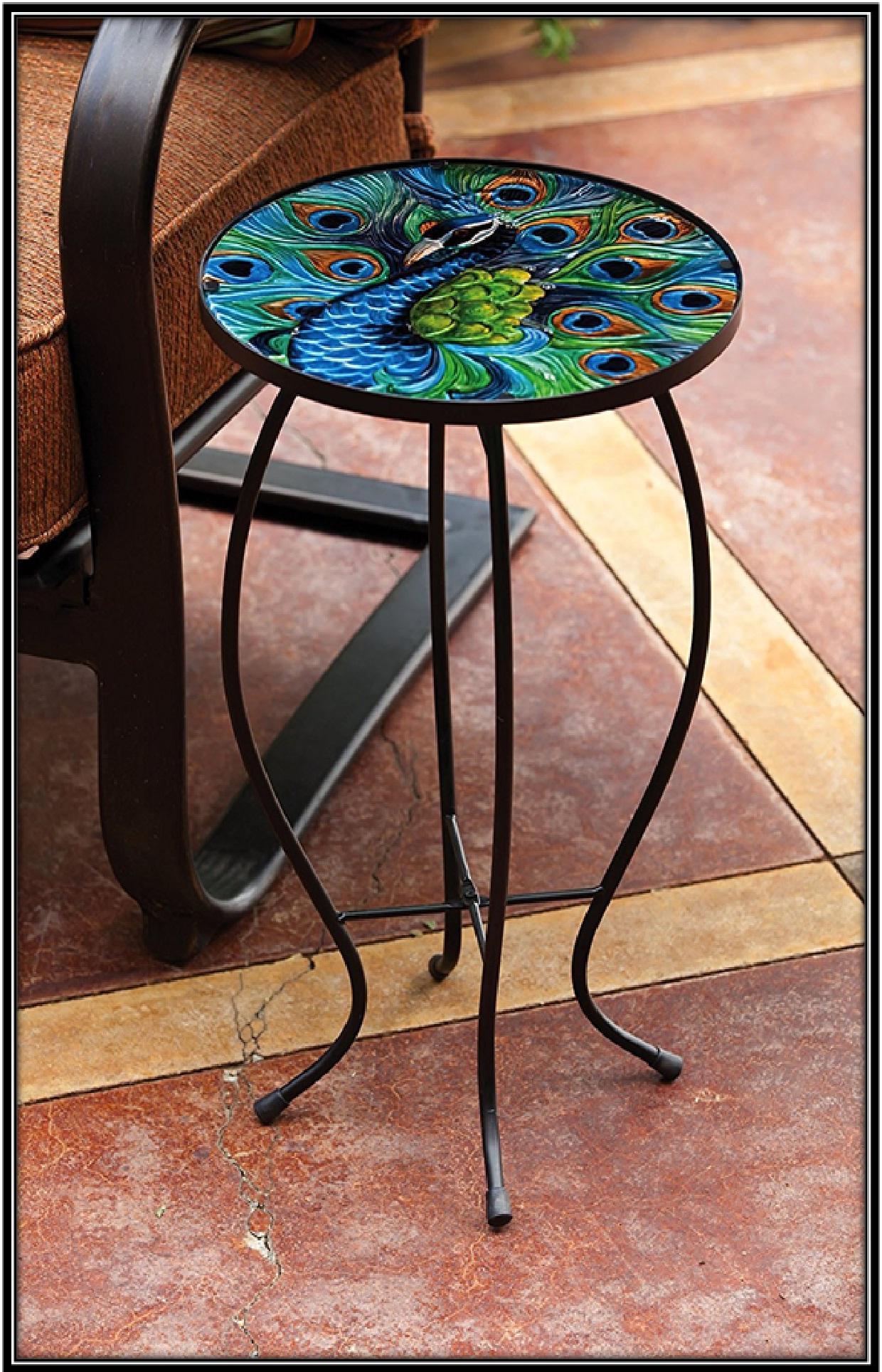 A side table - home decor ideas