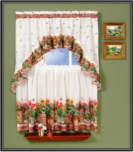 A window set for the swag - home decor ideas