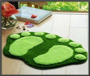 Bedroom Floor Shower Soft Mat Rug for bathroom - home decor ideas
