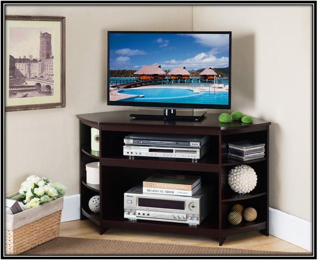 Corner Entertainment Center Home Decor Ideas