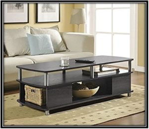 Espresso finish table - Home Decor Ideas