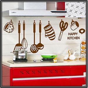 Happy Kitchen Stickers Kitchen Design Ideas Home Decor Ideas